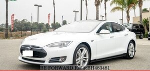 Used 2014 TESLA MODEL S BH483481 for Sale