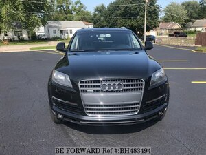 Used 2008 AUDI Q7 BH483494 for Sale