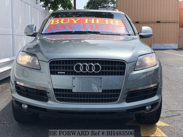 Used 2009 AUDI Q7 BH483506 for Sale
