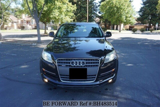 Used 2008 AUDI Q7 BH483514 for Sale