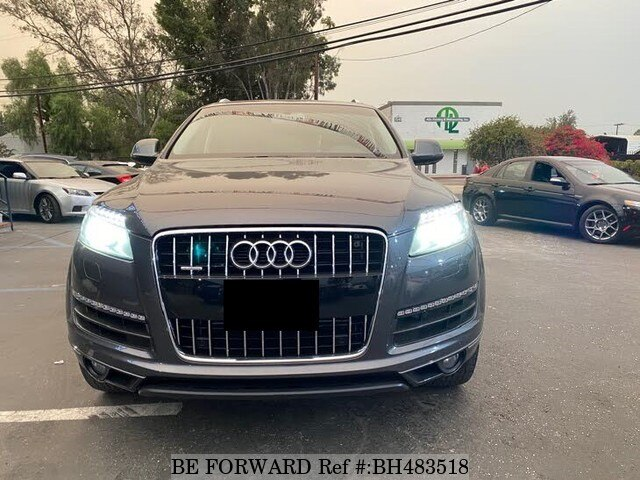 Used 2012 AUDI Q7 BH483518 for Sale
