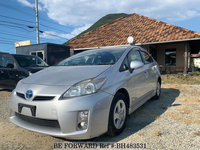 Used 2009 TOYOTA PRIUS BH483531 for Sale