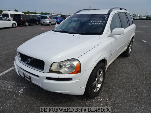 Used 2004 VOLVO XC90 BH481600 for Sale