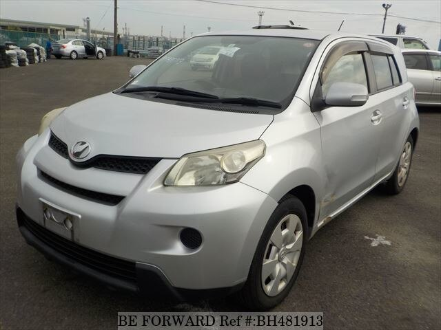 Used 2007 TOYOTA IST BH481913 for Sale