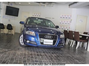 Used 2012 AUDI A3 BH483609 for Sale