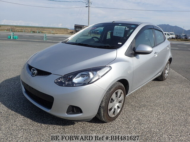 Used 2009 MAZDA DEMIO BH481627 for Sale