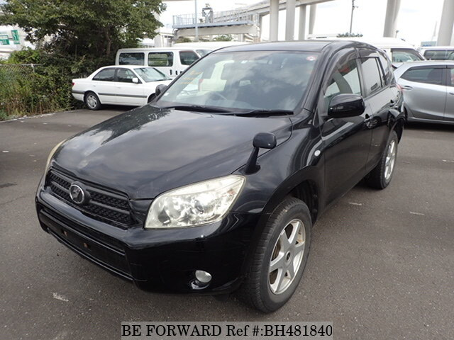 Used 2007 TOYOTA RAV4 BH481840 for Sale