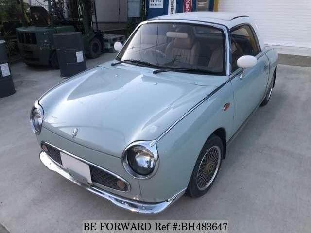 Used 1991 NISSAN FIGARO BH483647 for Sale