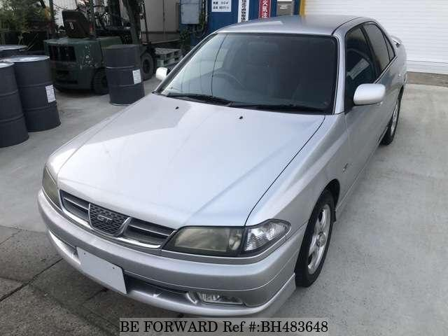 Used 2000 TOYOTA CARINA BH483648 for Sale