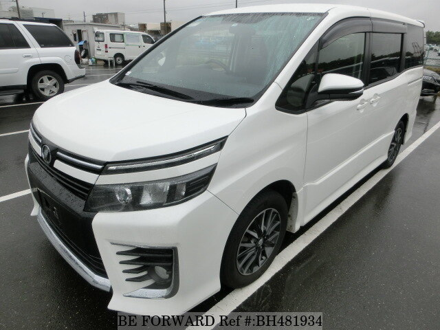 Used 2014 TOYOTA VOXY BH481934 for Sale