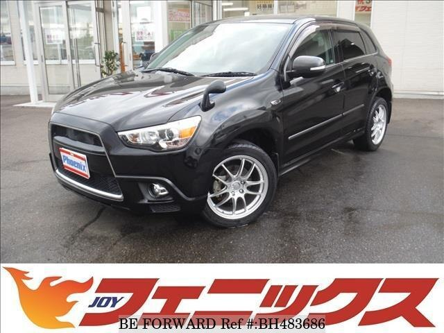 Used 2010 MITSUBISHI RVR BH483686 for Sale