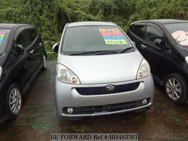 Used 2006 DAIHATSU SONICA BH483761 for Sale