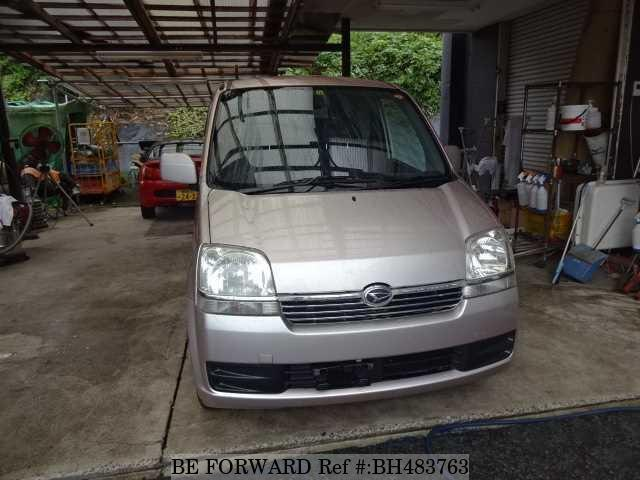 Used 2004 DAIHATSU MOVE BH483763 for Sale