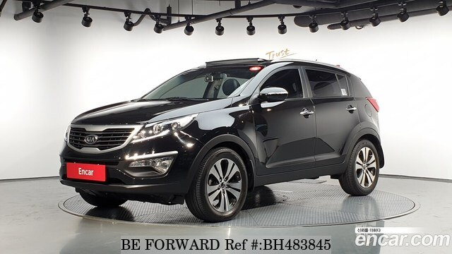 Used 2011 KIA SPORTAGE BH483845 for Sale