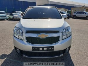 Used 2014 CHEVROLET ORLANDO BH483864 for Sale