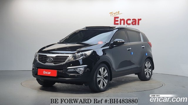 Used 2011 KIA SPORTAGE BH483880 for Sale