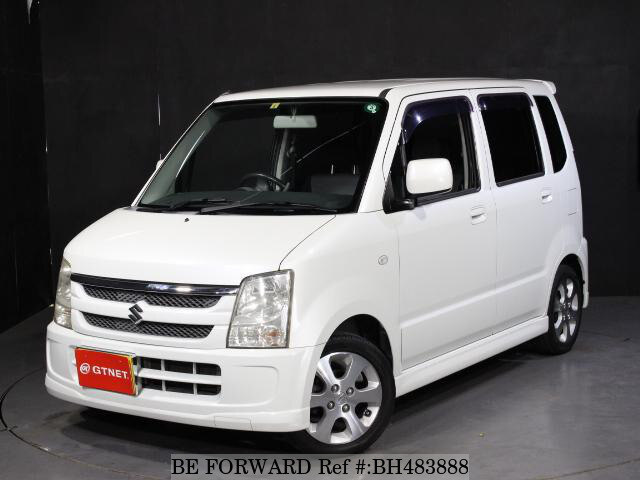 Used 2006 SUZUKI WAGON R BH483888 for Sale