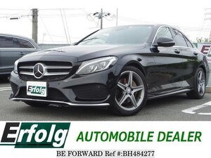 Used 2016 MERCEDES-BENZ C-CLASS BH484277 for Sale