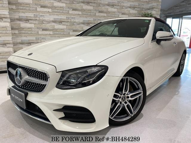 Used 2018 MERCEDES-BENZ E-CLASS BH484289 for Sale