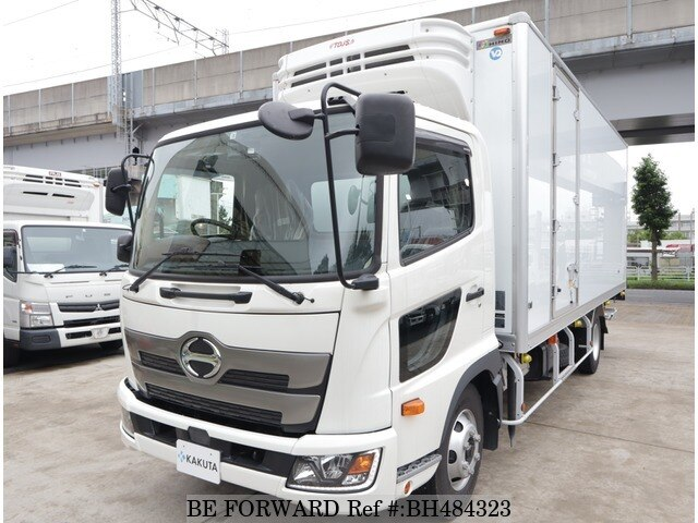 Used 2019 HINO RANGER BH484323 for Sale