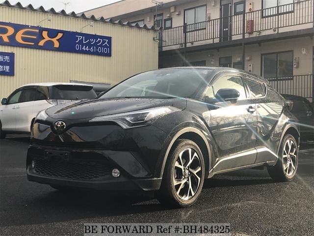 Used 2017 TOYOTA C-HR BH484325 for Sale