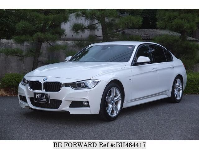 Used 2014 BMW 3 SERIES BH484417 for Sale