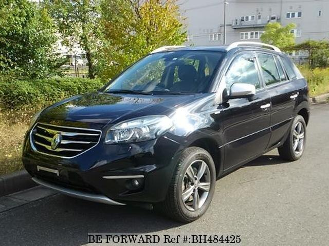 Used 2012 RENAULT KOLEOS BH484425 for Sale