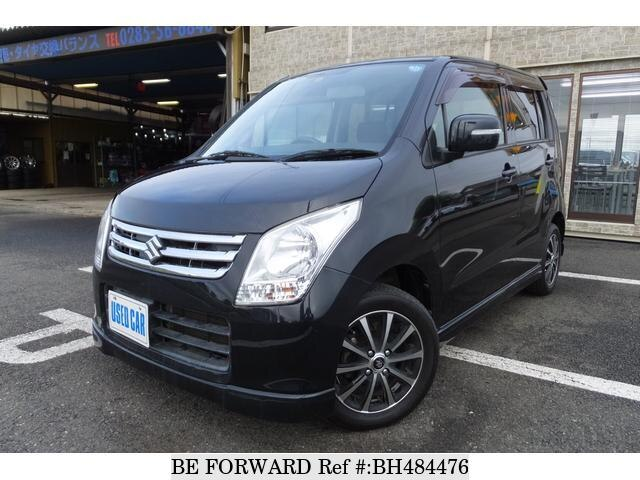 Used 2010 SUZUKI WAGON R BH484476 for Sale