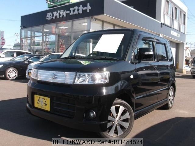 Used 2007 SUZUKI WAGON R BH484524 for Sale