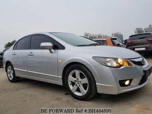 Used 2008 HONDA CIVIC BH484595 for Sale