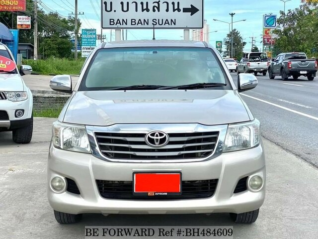 Used 2011 TOYOTA HILUX BH484609 for Sale
