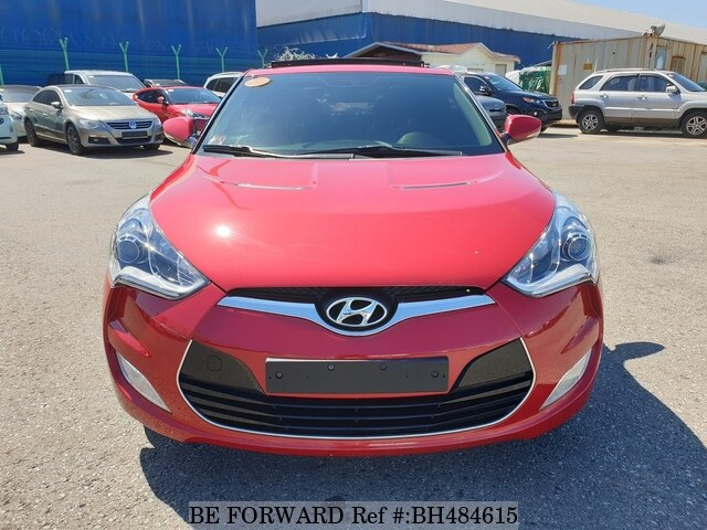 Used 2012 HYUNDAI VELOSTER BH484615 for Sale