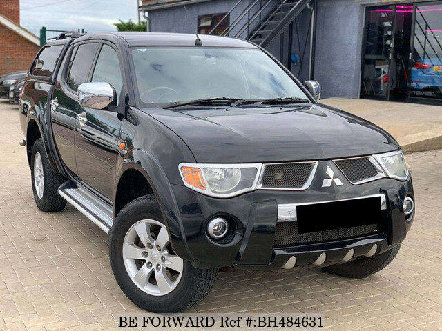 Used 2009 MITSUBISHI L200 BH484631 for Sale