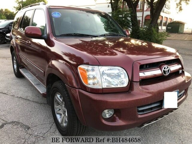 Used 2006 TOYOTA SEQUOIA BH484658 for Sale