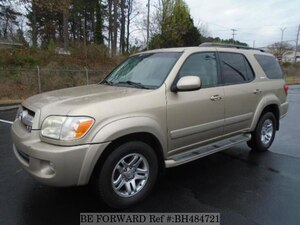 Used 2005 TOYOTA SEQUOIA BH484721 for Sale