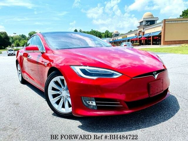 Used 2017 TESLA MODEL S BH484722 for Sale