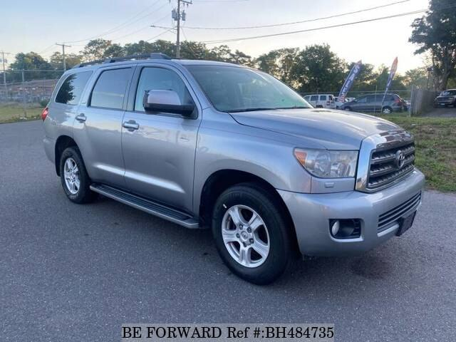 Used 2008 TOYOTA SEQUOIA BH484735 for Sale