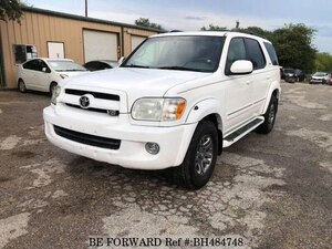 Used 2007 TOYOTA SEQUOIA BH484748 for Sale