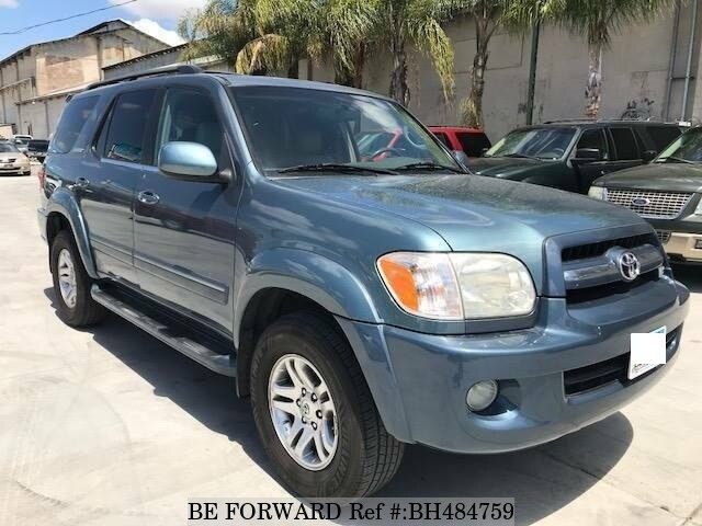 Used 2005 TOYOTA SEQUOIA BH484759 for Sale