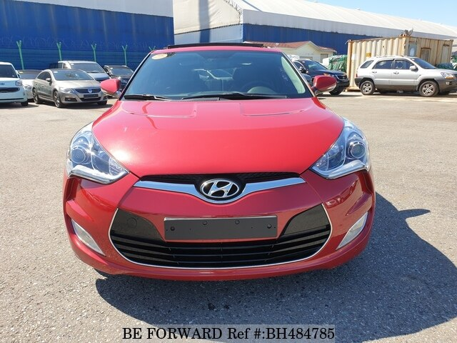 Used 2012 HYUNDAI VELOSTER BH484785 for Sale