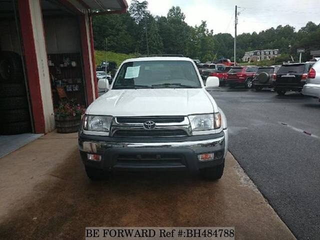 Used 2002 TOYOTA 4RUNNER BH484788 for Sale