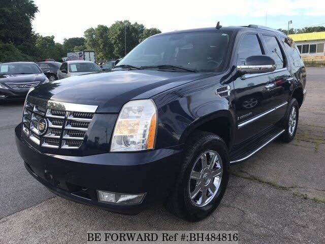 Used 2007 CADILLAC ESCALADE BH484816 for Sale