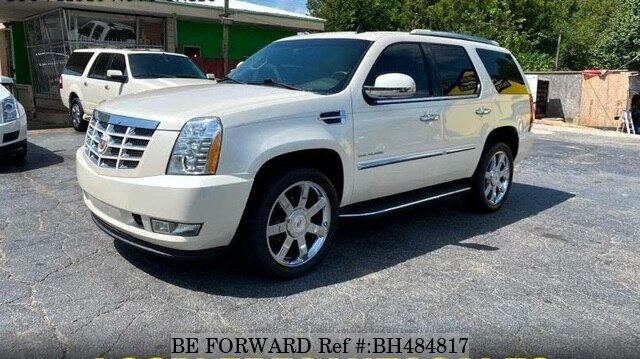 Used 2011 CADILLAC ESCALADE BH484817 for Sale