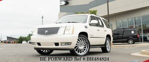 Used 2007 CADILLAC ESCALADE BH484824 for Sale