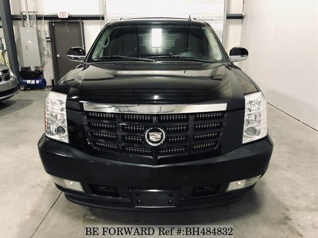 Used 2008 CADILLAC ESCALADE BH484832 for Sale