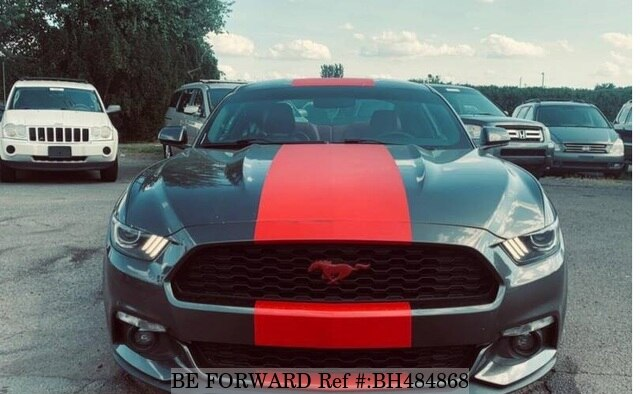 Used 2015 FORD MUSTANG BH484868 for Sale