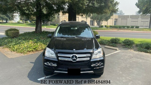 Used 2011 MERCEDES-BENZ GL-CLASS BH484894 for Sale