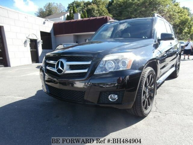 Used 2010 MERCEDES-BENZ GLK-CLASS BH484904 for Sale