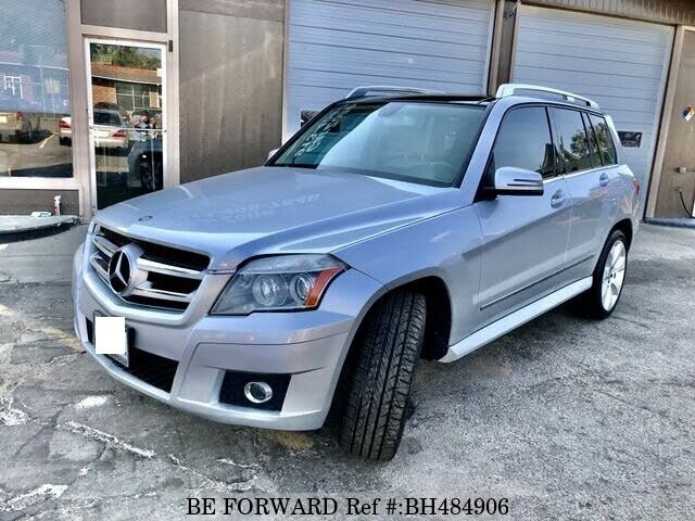 Used 2010 MERCEDES-BENZ GLK-CLASS BH484906 for Sale