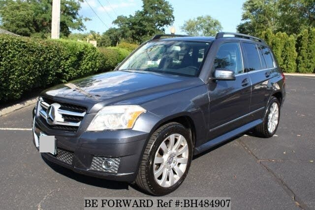 Used 2010 MERCEDES-BENZ GLK-CLASS BH484907 for Sale